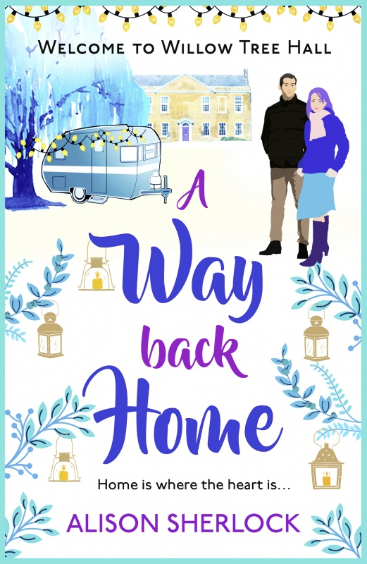 A Way Back HomeCover