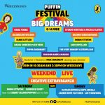 Puffin and Waterstones Launch Puffin Festival of Big Dreams