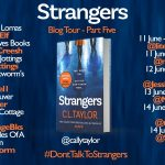 Book Review: Strangers by C.L. Taylor