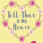 Book Review: Tell That To My Heart by Eliza J. Scott