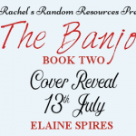 Cover Reveal: The Banjo Book Two by Elaine Spires