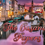 Book Extract: The Casanova Papers by Kate Zarrelli