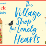 Book Review: The Village Shop For Lonely Hearts by Alison Sherlock