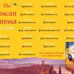 Book Review: The Tuscan Contessa by Dinah Jefferies