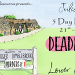 Book Extract: Deadly Whispers in Lower Dimblebrook by Julie Butterfield