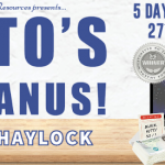 Book Extract: Pluto's in Uranus! by Patrick Haylock