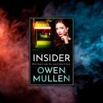 Book Review: Insider by Owen Mullen