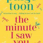 Novel Kicks Book Club: The Minute I Saw You by Paige Toon