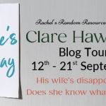 Book Review: Jane's Away by Clare Hawken