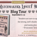 Book Review: The Matchmaker's Lonely Heart by Nancy Campbell Allen